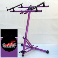 LT-Stand Z 2.0 CLR lilac-purple/black